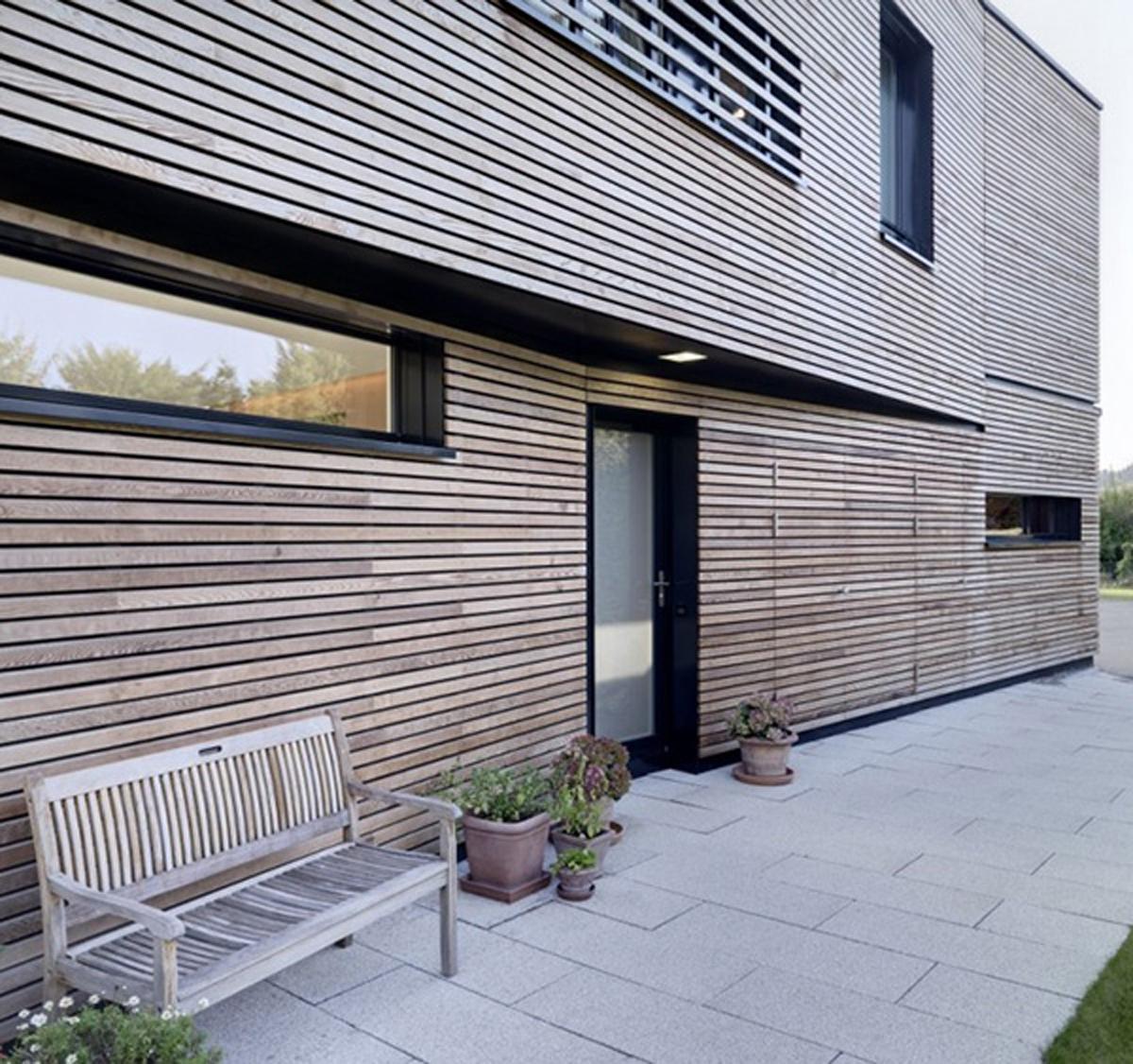 Preciosa Construction De Maisons Ossature Bois